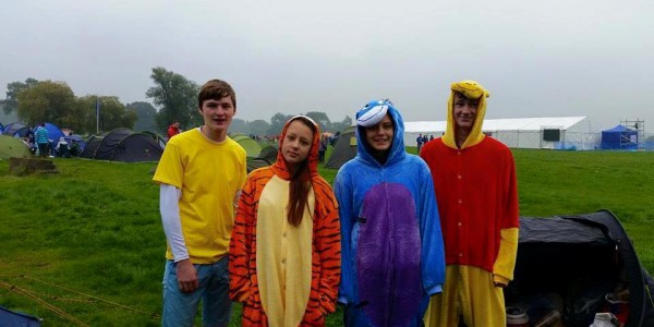 Pooh And The Crew